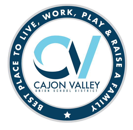 Image result for cajon valley union school district logo