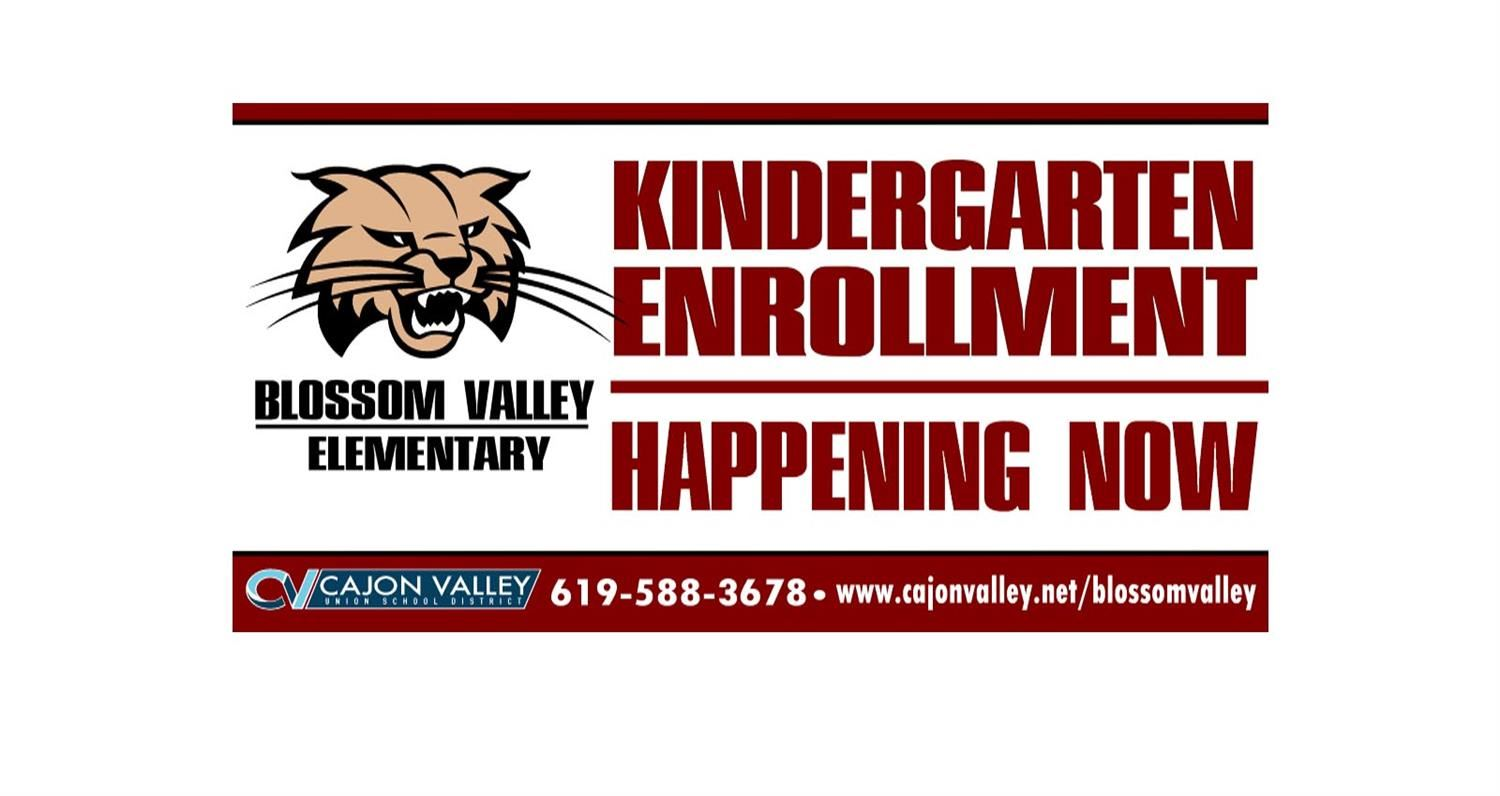 Blossom Valley Elementary / Homepage
