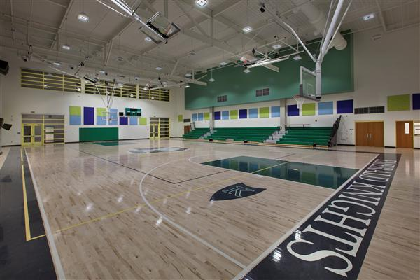 EMERALD MIDDLE SCHOOL GYM
