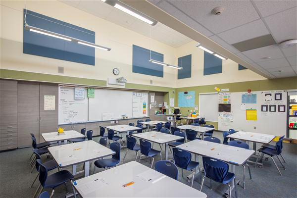 LEXINGTON ELEMENTARY SCHOOL CLASSROOM