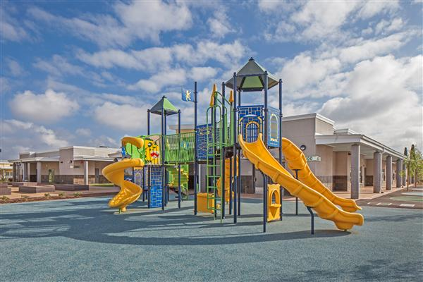 LEXINGTON ELEMENTARY SCHOOL PLAY EQUIPMENT