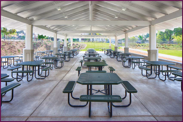 GREENFIELD MIDDLE SCHOOL NEW LUNCH AREA
