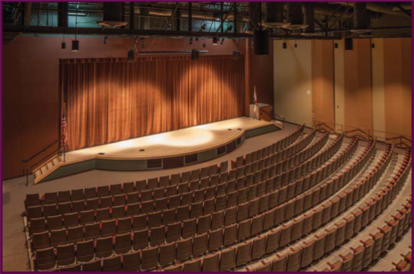 GREENFIELD MIDDLE SCHOOL NEW THEATER