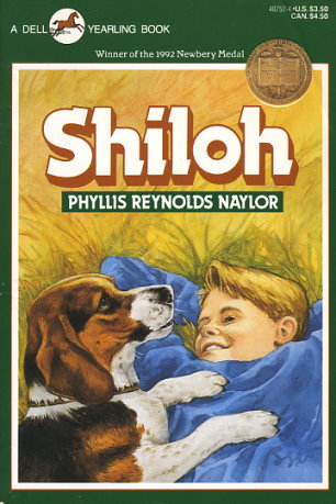 Book Cover of Shiloh by Phyliss Naylor