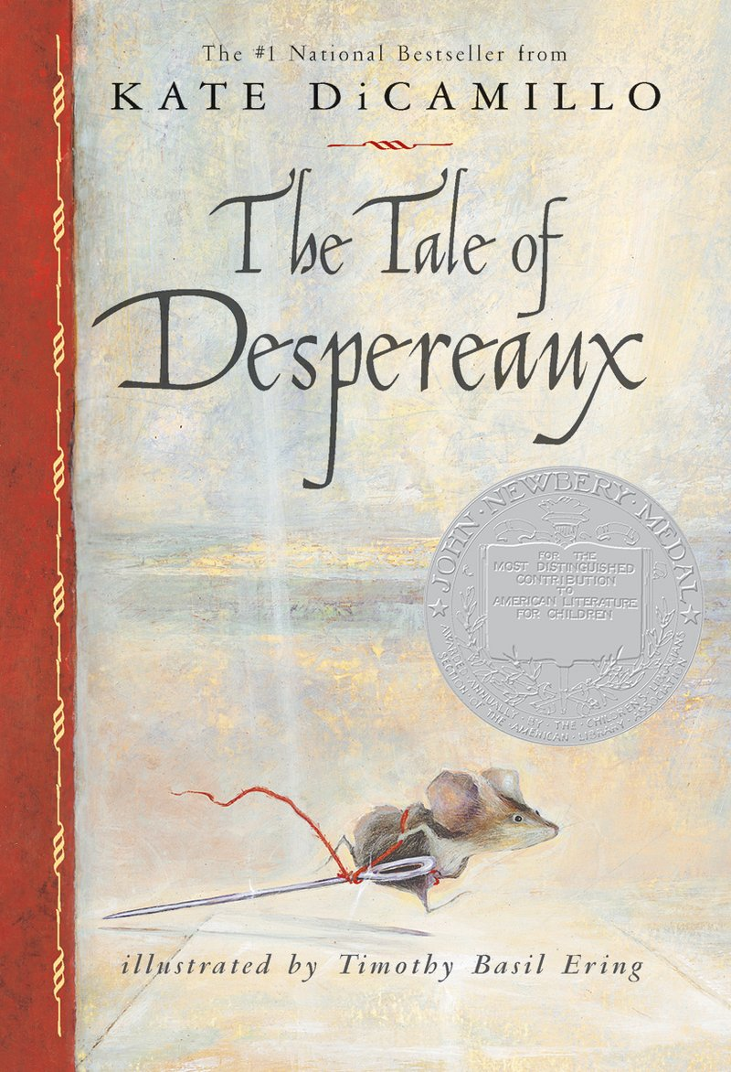 Book Cover of Tale of Despereaux by Kate DiCami