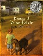 Book Cover Because of Winn Dixie by K. DiCamillo