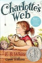 Book Cover of Charlotte's Web by E. B. White