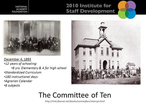 Committee of Ten