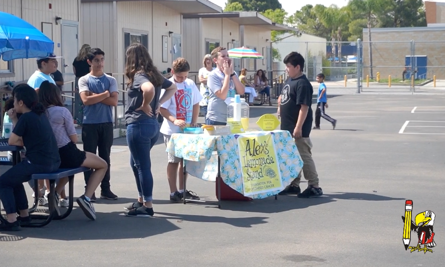 Madison Ave. Elementary Lemonade Fundraiser (Watch on Youtube)