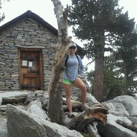 Hiked 11,000 feet!