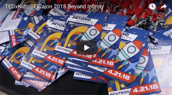 TEDxKids@ElCajon Recap Video