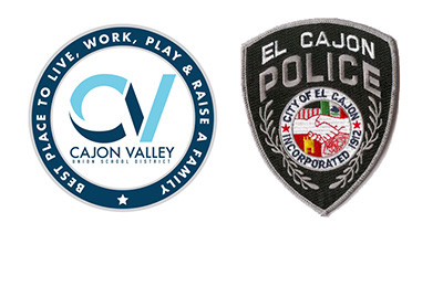 EL CAJON PD TO PARTNER WITH CAJON VALLEY TO SECURE MENTAL HEALTH FOR STUDENTS EXPOSED TO TRAUMA